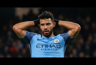 Sergio Aguero breaks silence on Man City future after Chelsea transfer link