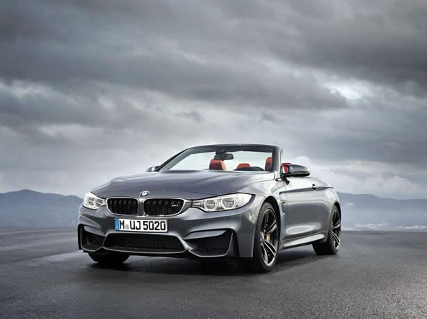 BMW M4 Convertible introduced with hard top and 425 bhp - Speed Carz