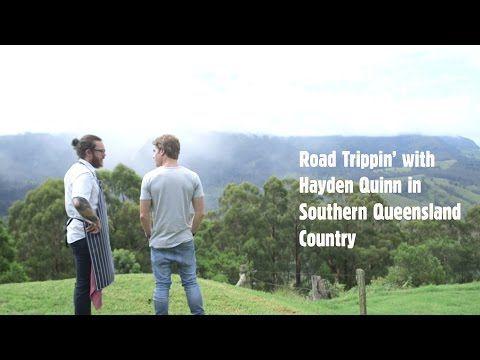HAYDEN QUINN'S 3 SURPRISING FOOD TRAILS IN SOUTHERN QUEENSLAND COUNTRY Star of Surfing the Menu – Next Generation, chef Hayden Quinn hunts down the best Southern Queensland Country produce and chefs. | Queensland Blog