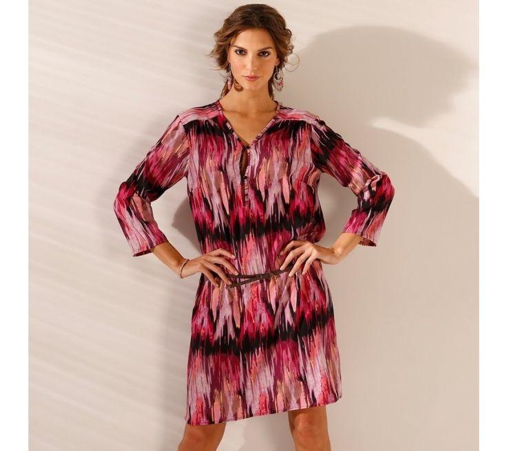 Šaty s výstrihom a gombíkmi | vypredaj-zlavy.sk #vypredajzlavy #vypredajzlavysk #vypredajzlavy_sk #uplet #saty