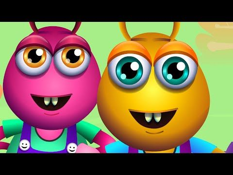 Incy Wincy Spider, Itsy Bitsy Spider and More Videos | Popular Nursery Rhymes by ChuChu TV | NetSparsh ~ Entertainment Unlimited
