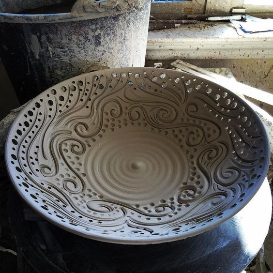 how to make a cylinder on the pottery wheel