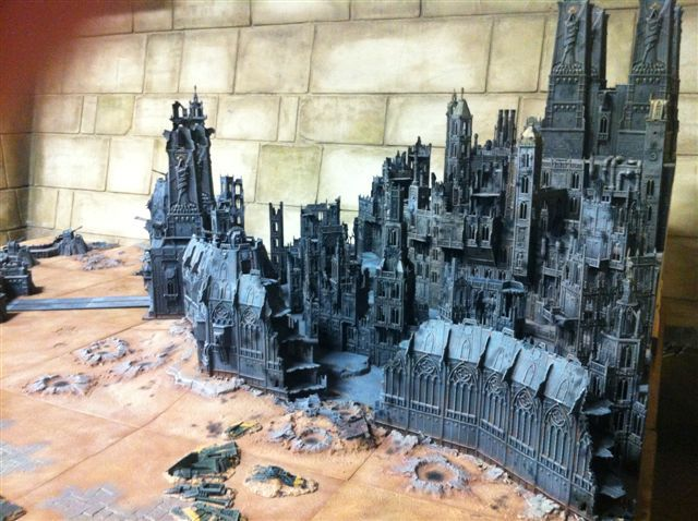 This week I have a bunch of pics that were made available to me from Zak on the 40k Design Studio Open Day. There are tons of flyers an...