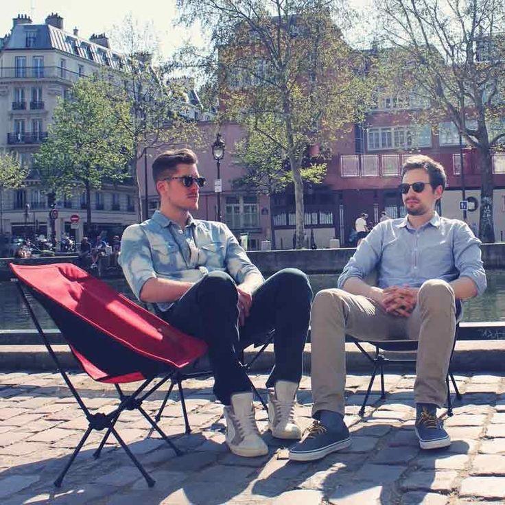 Chair One Home, le fauteuil pliant par Helinox - LAPADD.com