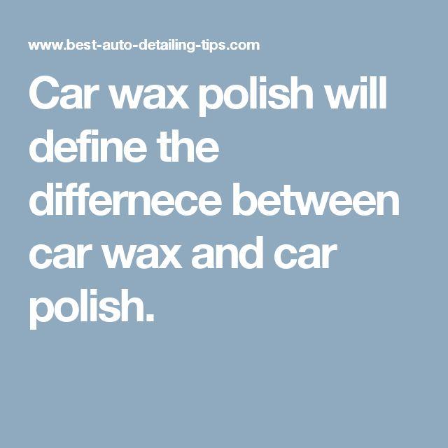 The 25 Best Car Polish Ideas On Pinterest Polish Girls Auto