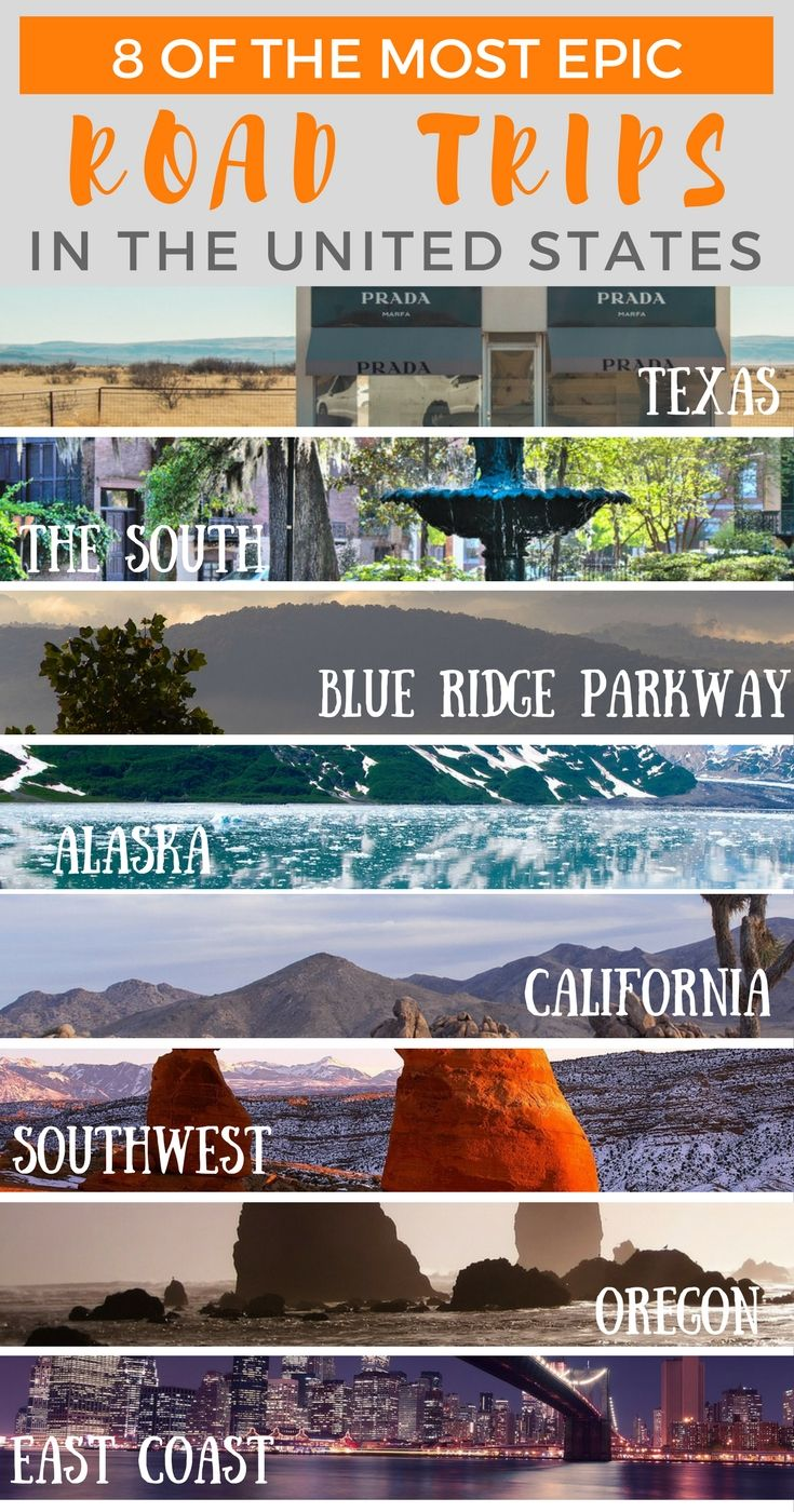 Map Usa States Abbreviations%0A   Epic U S  Road Trips You Need to Take in Your Lifetime