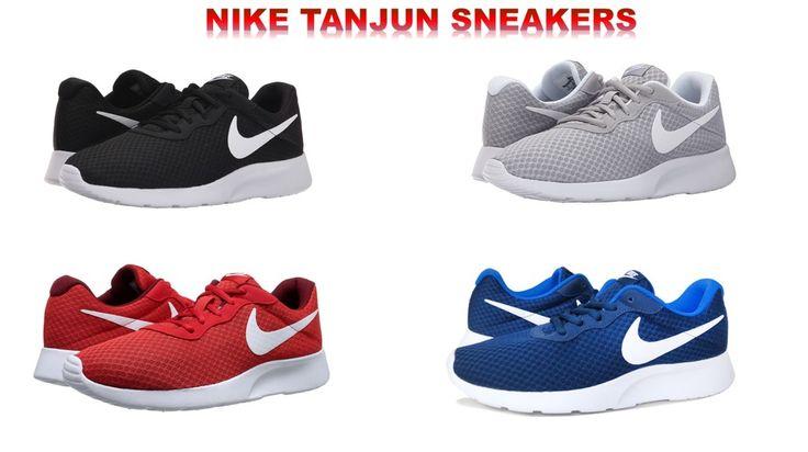 af546626532f76 Nike tanjun mens running shoes 812654616 roshe style sneakers