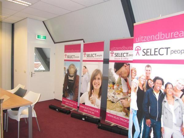 met onze beurspanelen professioneel voor de dag komen op een beurs of evenement? www.drukkerijvanark.nl