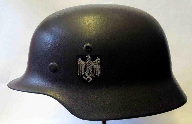 The M35 German standard Helm