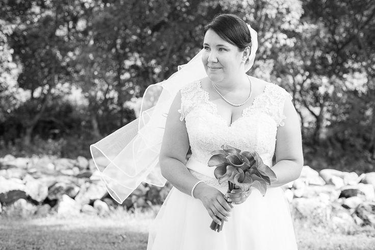 Morsian puistossa/Portrait of the Bride