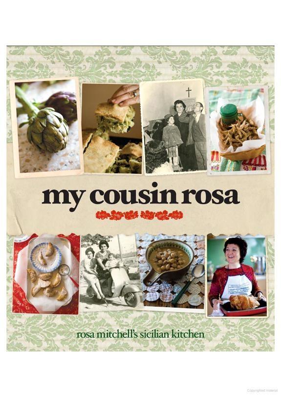 My Cousin Rosa: Rosa Mitchell's Sicilian Kitchen ·