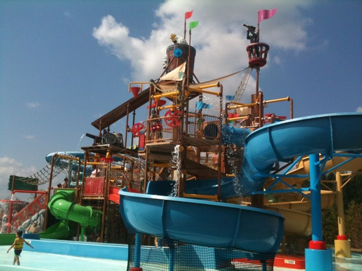 Calypso Waterpark - Suggested by: Ontario Angela