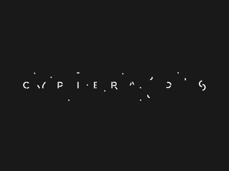 Cypher - killer animated gif logo