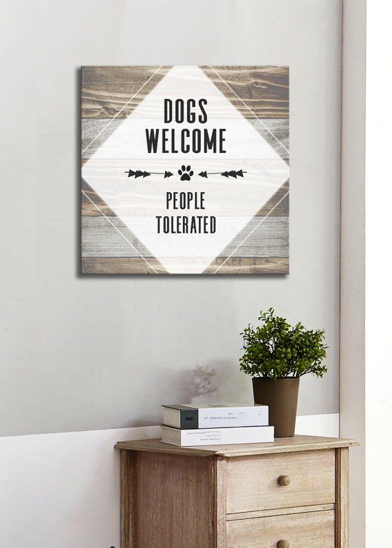 Adorable Dog Wall Art With Cute Sayings And Quotes For Your Home This Will Look Absolutely Stunning In Your Living Room Animal Wall Art Dog Wall Art Wall Art