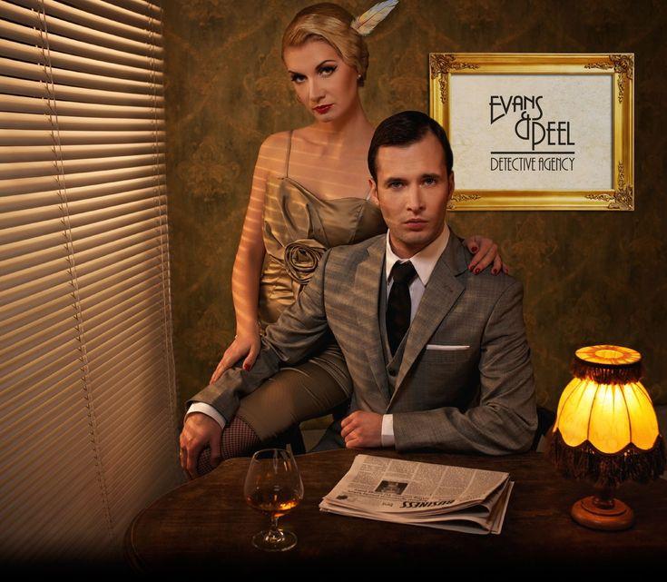 Evans & Peel - Detective Agency!