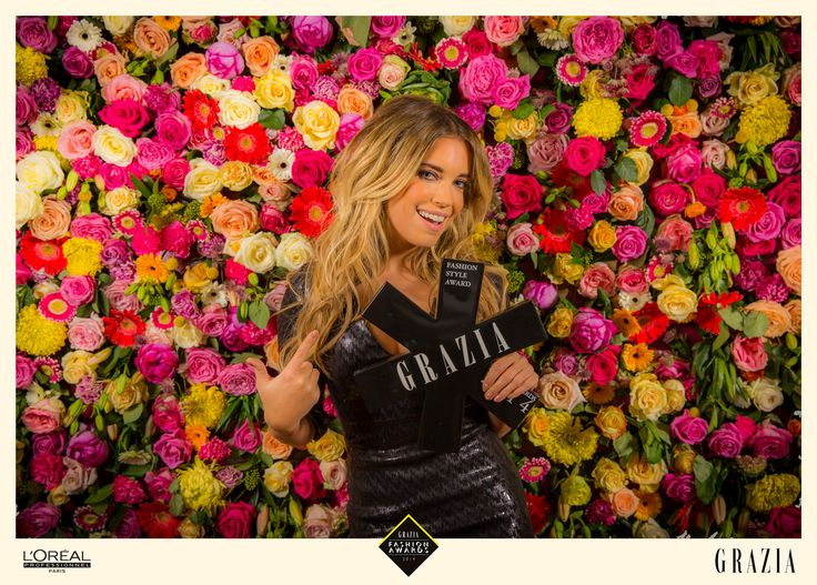 Real Flower Wall PhotoBooth by PaardenKracht