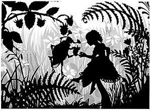 Film Lotte Reinigers Marchen Fabeln Absolut Medien Lotte Reiniger Silhouette Art Shadow Art