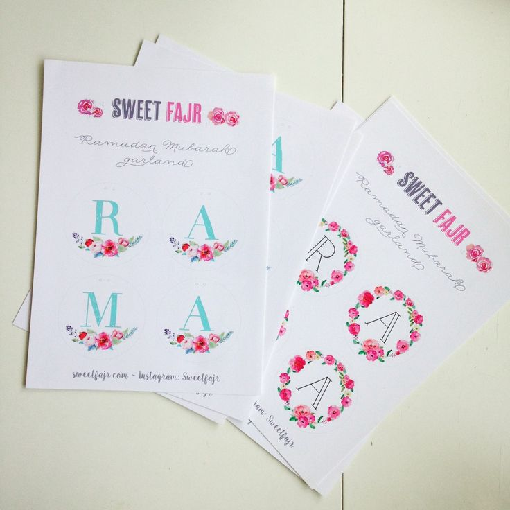 Ramadan Calendar Printables : Best images about craft ideas for ramadan on pinterest