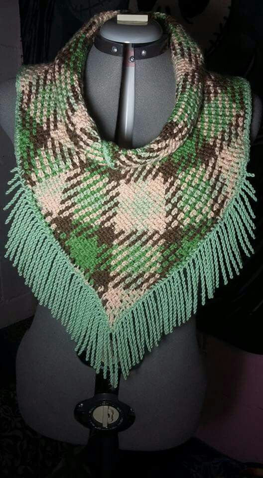 17 Best Images About Crochet Pooling On Pinterest Plaid
