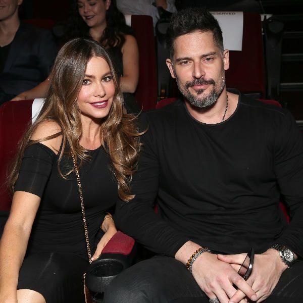 Sofia Vergara and Joe Manganiello attend a movie premiere, plus more pics  Oct. 3