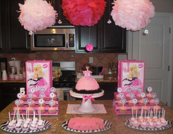 Adult Barbie Party 116