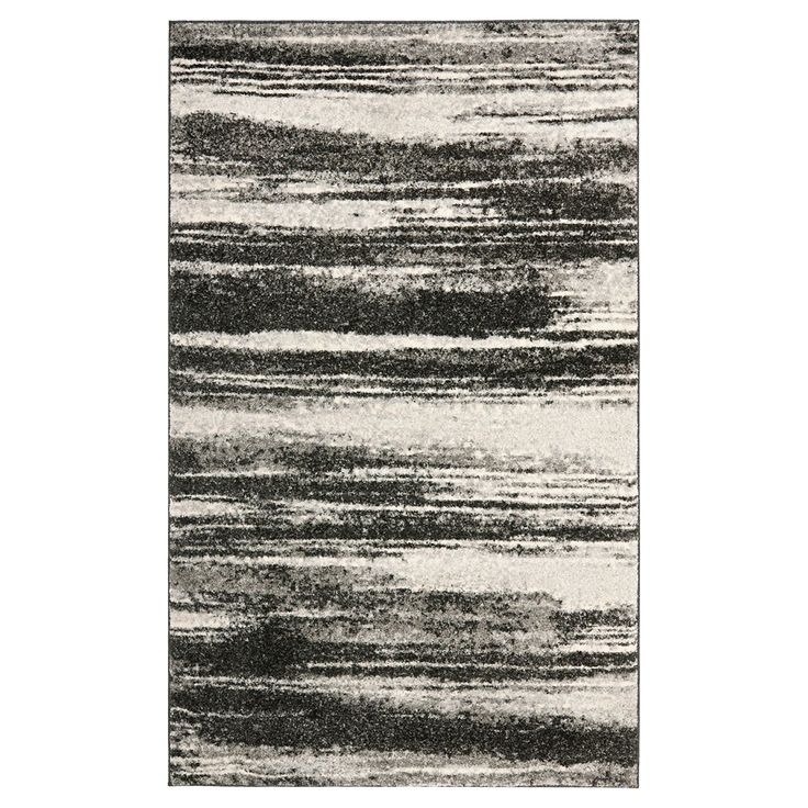 Safavieh Ulla Area Rug - Dark Grey / Light Grey (10' X 14')