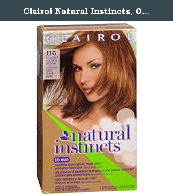 Does Natural Instincts Damage Hair