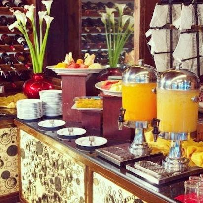 Buffet Breakfast Sunday - Don Vito Restaurant, Boracay Island, Philippines