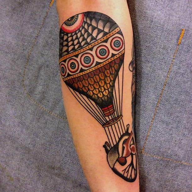 Jonas Nyberg #traditional #tattoo
