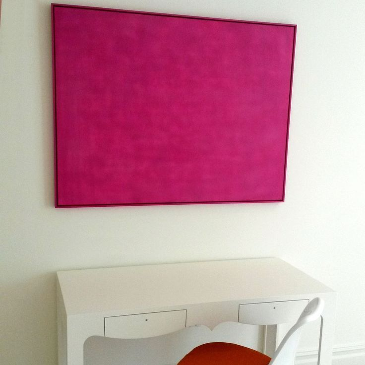 Jewel Tone Living Room Decor, Magenta Walls And