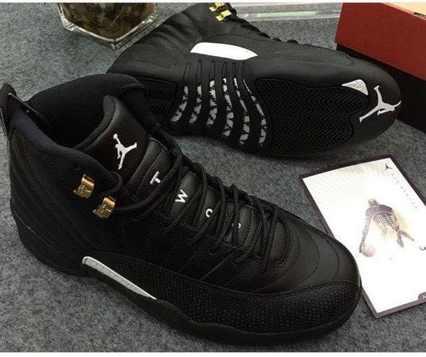 shoes black jordans nike