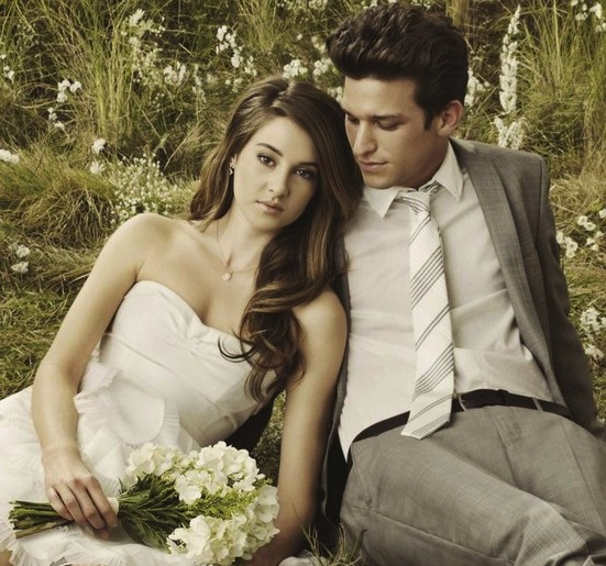 I just love this picture | Shailene Woodley  Daren Kagasoff