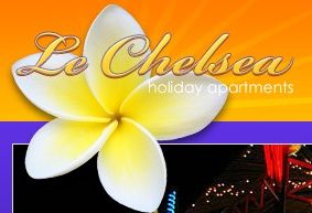 Le Chelsea Holiday Apartments - Hotels and Family Resorts in Surfers Paradise.