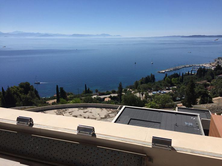 #newproject #corfu #hotel #italiancreationgroup #contract #gianlucacolombo