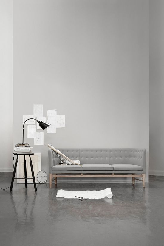 THAT couch - by Arne Jacobsen