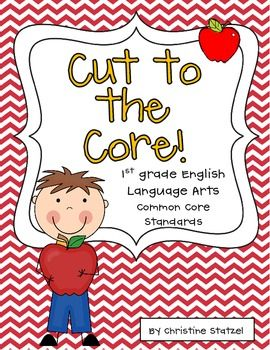 Image result for clipart image for 1st grade ELA Common Core Standards