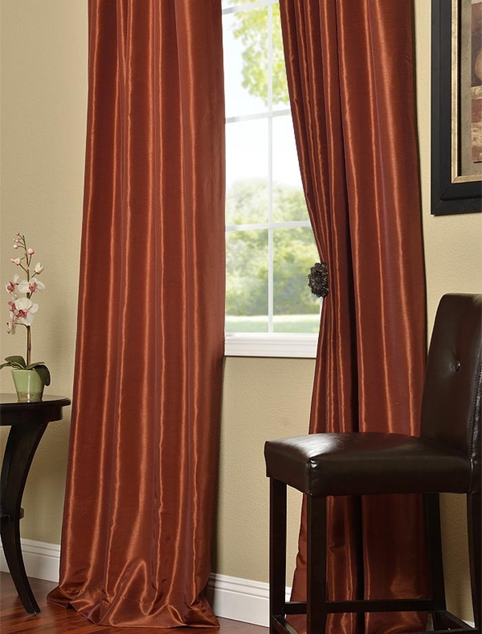 wide inch drapes small blend plaid tab extra hudson for top less cotton curtains