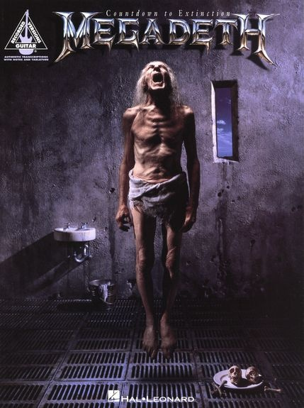 Megadeth: Countdown To Extinction for  Guitar Tab. £15.99