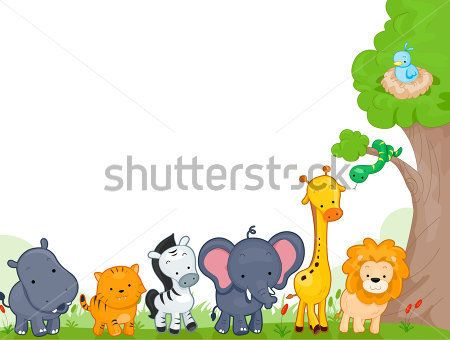 fondos de animales animados
