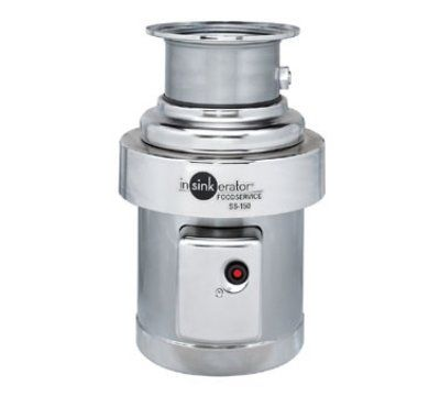 InSinkErator S-150-18A-CC202 2081 Disposer Pack w/ 18-in Bowl & Cover, CC202 Panel, 1.5-HP, 208/1 V, Each