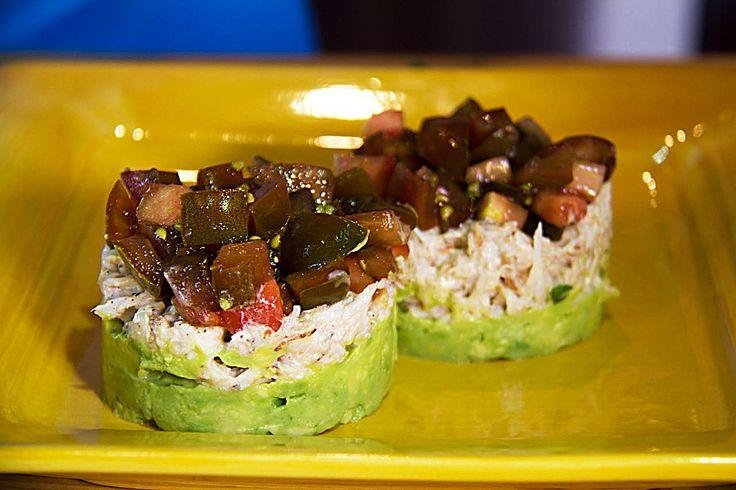 Вкусные Салаты - Курица или Краб с Авокадо Рецепт Видео