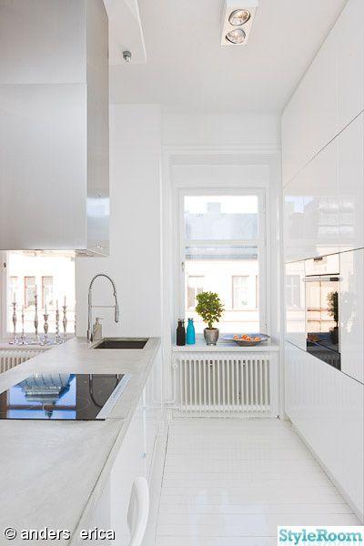 vitt golv kök - Sök på Google