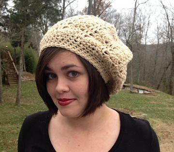 Cute & Cozy #Hat, crochet hat, crochet beanie, beige hat by #zibbetflash #OnceUponARoll for $21.00