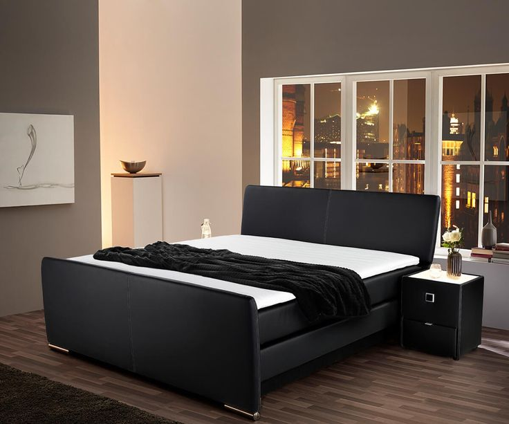 17 best images about boxspringbetten mehr z rtlichkeit. Black Bedroom Furniture Sets. Home Design Ideas