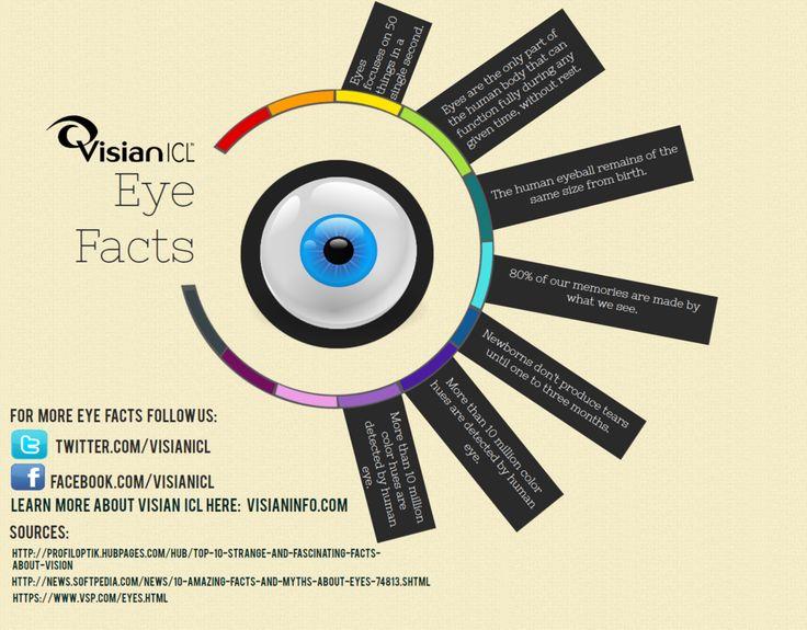 VisianICL Eye Facts