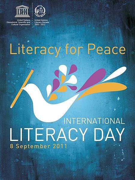International Literacy Day - Wikipedia, the free encyclopedia