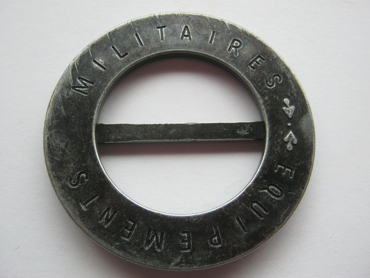 10 Stück Gürtelschnallen ohne Dorn,Altsilber,Durchmesser ca.65 mm,Steg ca.40 mm,Neu,Lübecker Knopfmanufaktur von Knopfshop auf Etsy