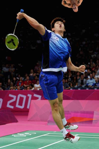 10. | 20 Photos Of Olympic Badminton Players Swatting Divers Like They're Flies