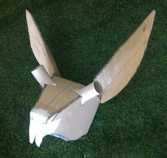 Rabit mask,  masque lapin, máscara conejo