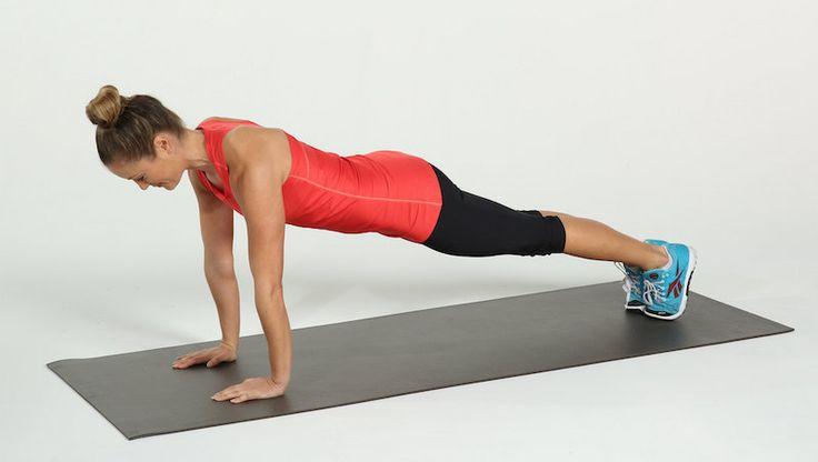 5 esercizi ed un piano di allenamento di 4 settimane per trasformare il tuo corpo, riacquistare energia ed essere fisicamente sano e attivo.